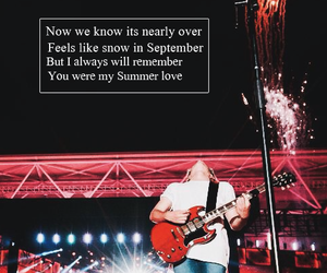 niall horan, summer love, and one direction image