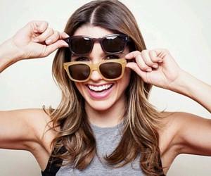 sophia bush, girl, and sunglasses image