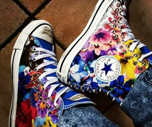 colors, converse, and like image