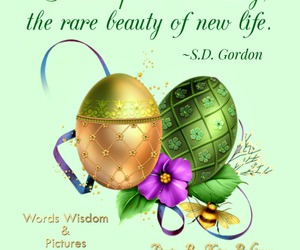 easter, inspiration, and quotes image
