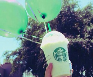 starbucks, green, and mint image