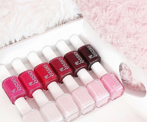 essie and pink image