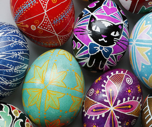 art, beautiful, and easter image