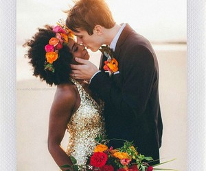 interracial couples and black women and white men image