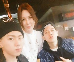 asian, rapper, and woo taewoon image