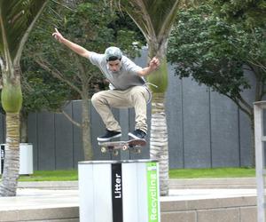 alternative, guy, and skateboard image