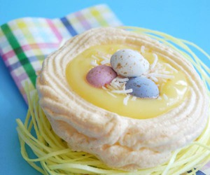 easter and dessert image