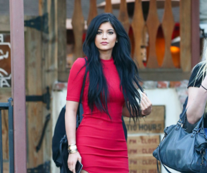dress, fashion, and kylie jenner image