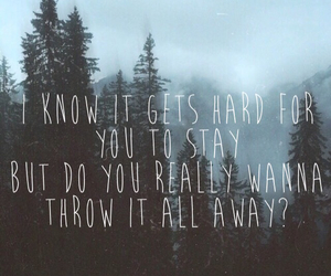 album, Lyrics, and all time low image