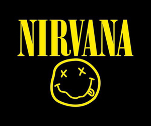 alternative, kurt cobain, and yellow image