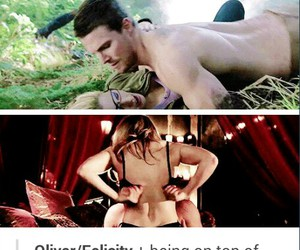arrow, finally, and otp image