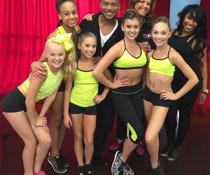 dance moms, maddie ziegler, and nia sioux image