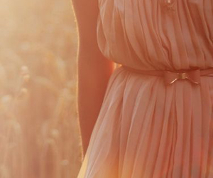 classic, dreamy, and dress image