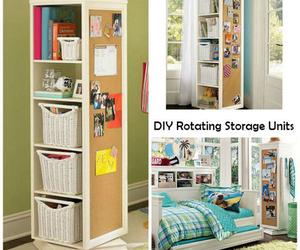 diy, amazing, and storage image