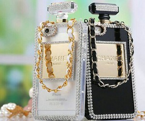 chanel and phone case image