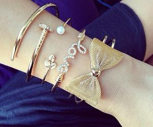 bangles and gold image
