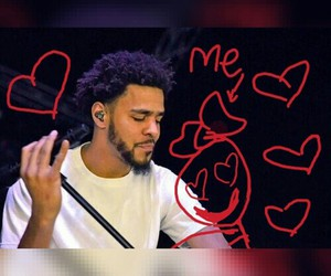 jcole, lovehim, and adore him image