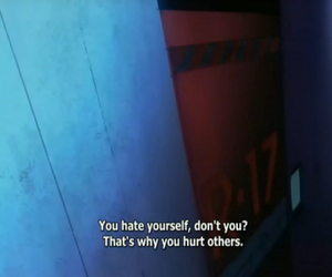 hurt, quotes, and hate image