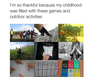 childhood, elementary, and memories image