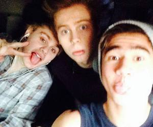 5sos, michael clifford, and calum hood image