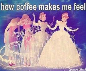 coffee, disney, and funny image