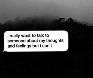 depressed and sad image