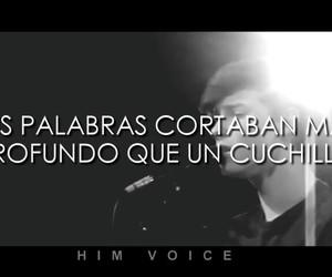 stitches, frases en español, and frases de canciones image