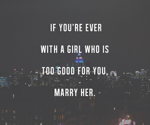 quotes, marry, and good image