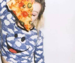 pizza girly teen food and pizza girly food grunge image