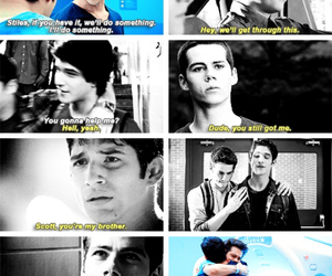sciles, teen wolf, and tyler posey image