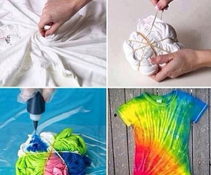 cloth, colorful, and craft image