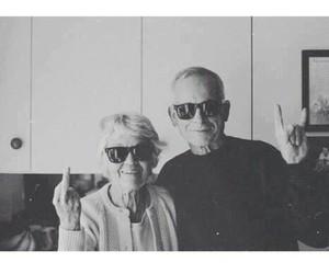 badass, couple, and goals image