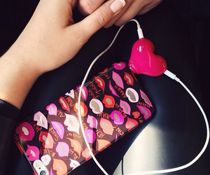 case, heart, and cute image