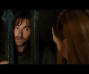 dos, the hobbit, and tauriel and kili image