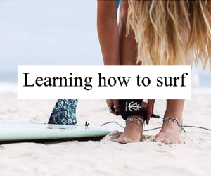 surf, sand, and sea image