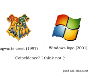 funny, harry potter, and stupid image