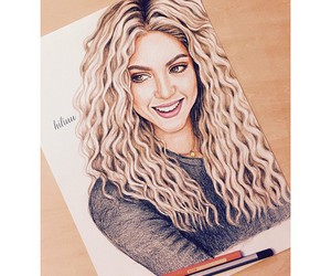 art and shakira image