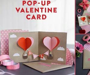 balloon, card, and diy image