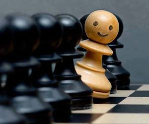chess and smile image