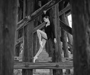 ballerina, project, and dance image