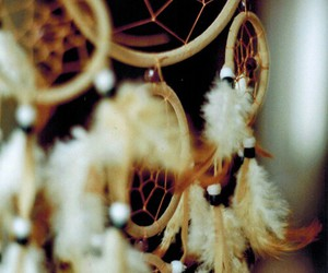indie, Dream, and dreamcatcher image