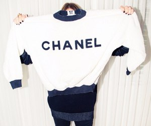 art, chanel, and indie image