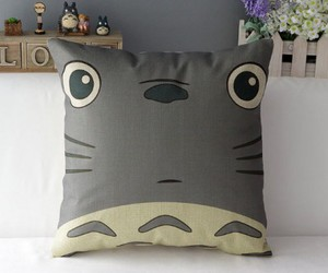 anime, japanese, and pillow image