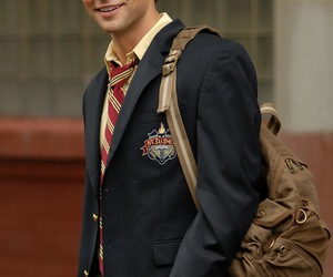 nate archibald, gossip girl, and handsome image