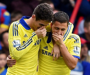 oscar and eden hazard image