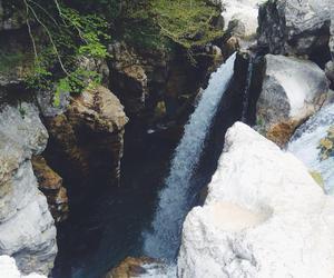 canyon, nature, and green image