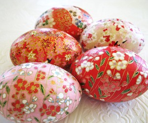 april, creative, and easter eggs image