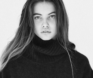 girl, model, and thylane blondeau image