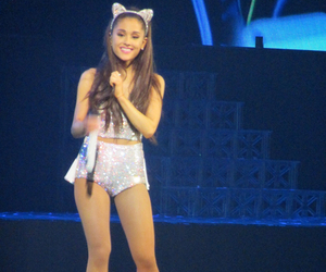 beauty and arianagrande image
