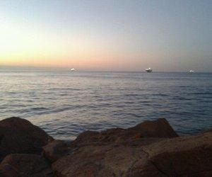 beach, wonderland, and chile image